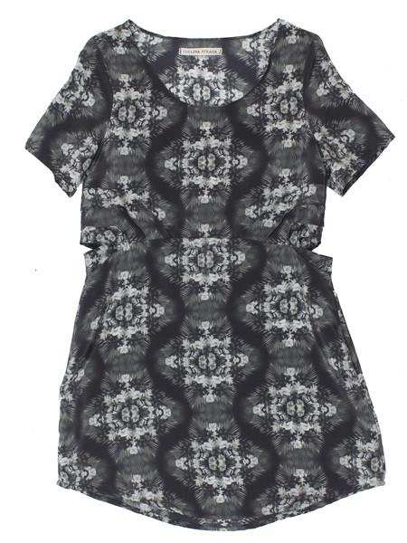 Collina Strada Cape Lookout Dress Tropic