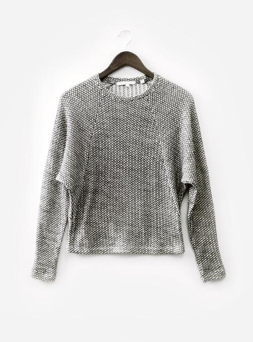 Bella Luxx Raglan Pullover Sweater