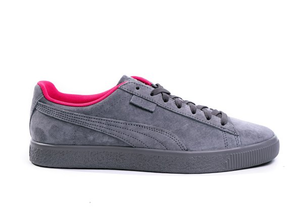newest c3af5 8ed38 Puma x Staple Clyde (High Rise/Glacier Gray)