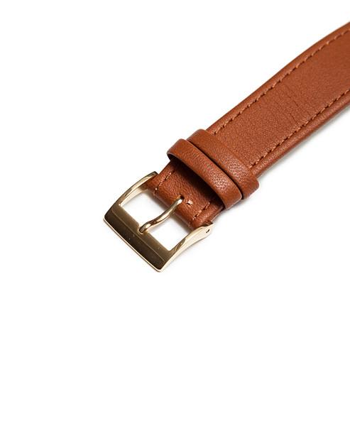 Junghans Max Bill Handwind Leather Tan