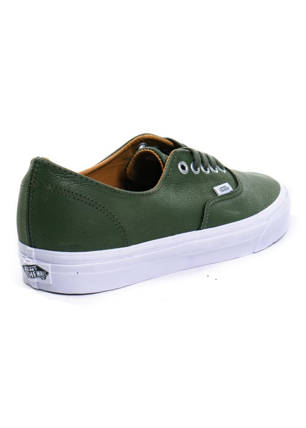 b5ee218b33 VANS Authentic Decon Premium Leather (Grape Leaf True White ...