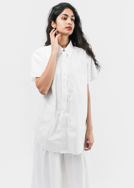 Study NY White Sam Shirt