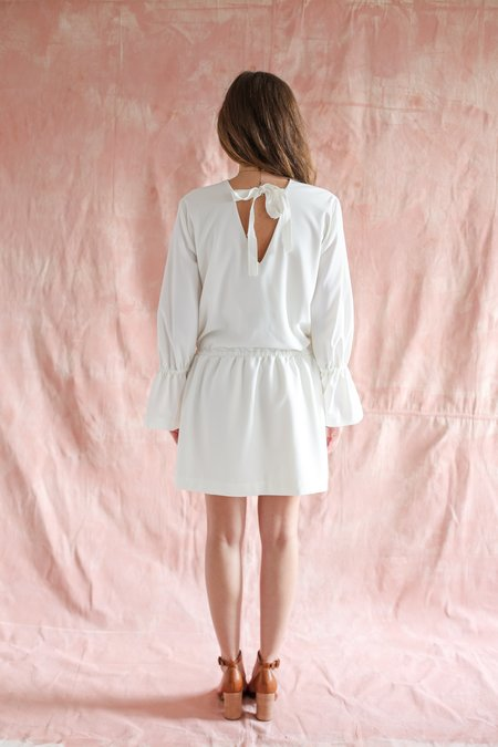 Designer's Remix Ashley Back Dress