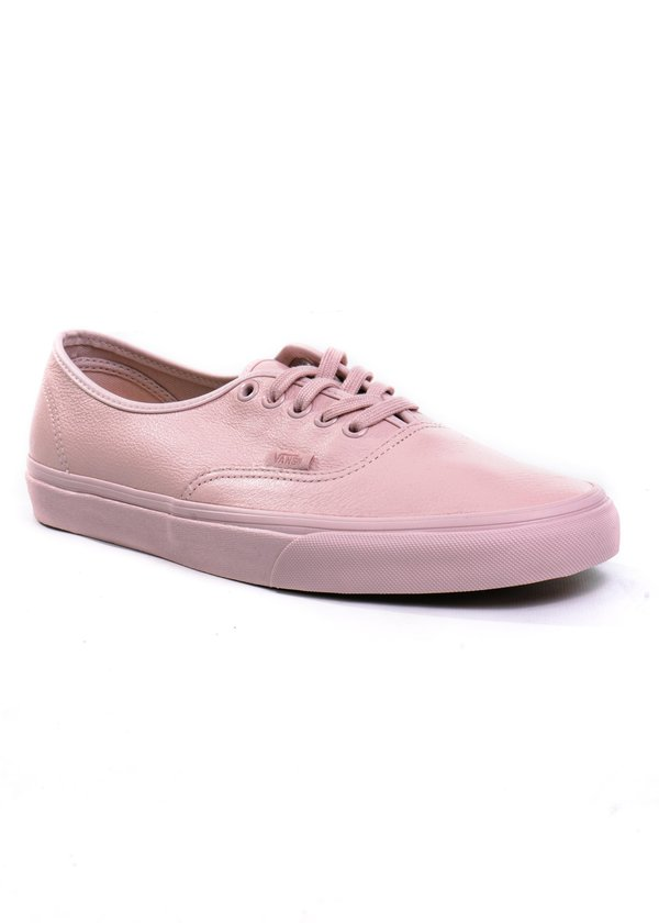 6c18f777bf0 VANS Authentic - Leather Mono Sepia Rose