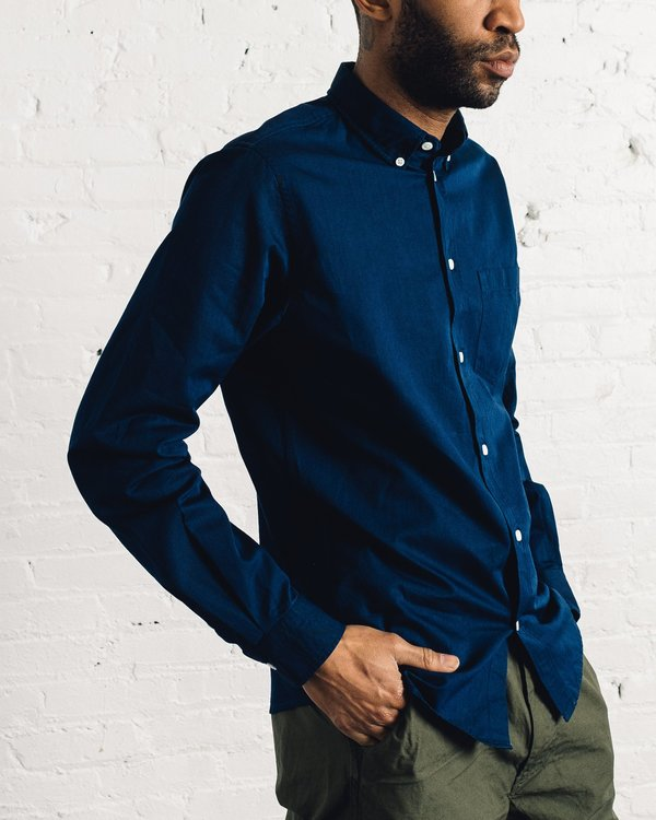 d6ab9ca67d Norse Projects Anton Denim - Indigo. sold out. Norse Projects