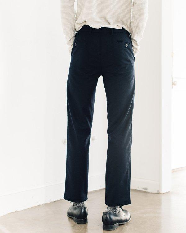 e39cf7fa97e Norse Projects Thomas Slim Light Wool Trouser - Dark Navy