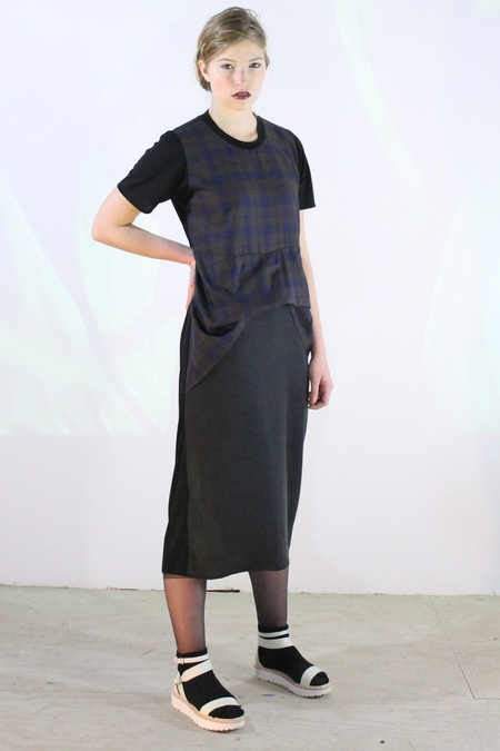 House of 950 tuck Double Dress