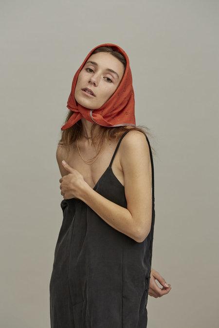 BEIRA Silk Jumpsuit