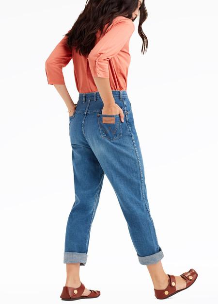 elborne Vintage slim-fit Wranglers