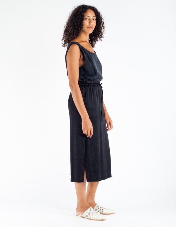 b8c648f2036a Just Female Egon Skirt Black