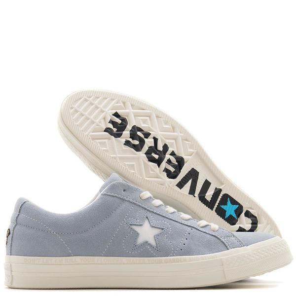 Converse One Star X Golf Le Fleur Collection Blue Garmentory