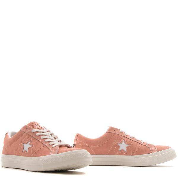 Converse One Star X Golf Le Fleur Collection Peach Garmentory