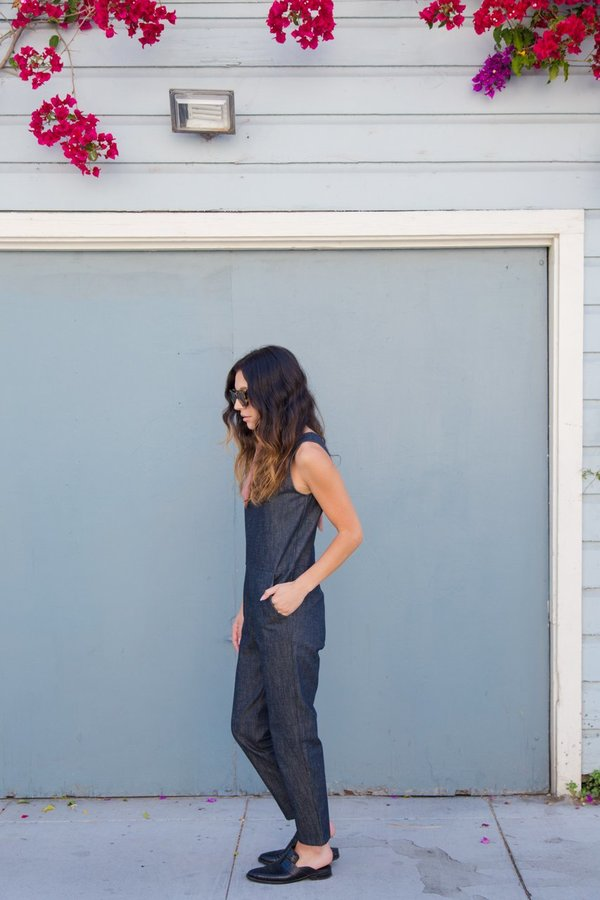 a2cfb748ab9c Ozma Denim Coverall In Indigo. sold out