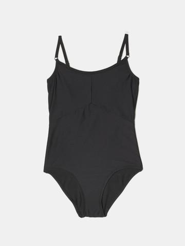 Mimi Hammer Black One Piece Swimsuit