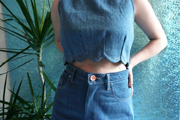 Samantha Pleet Peach Shorts