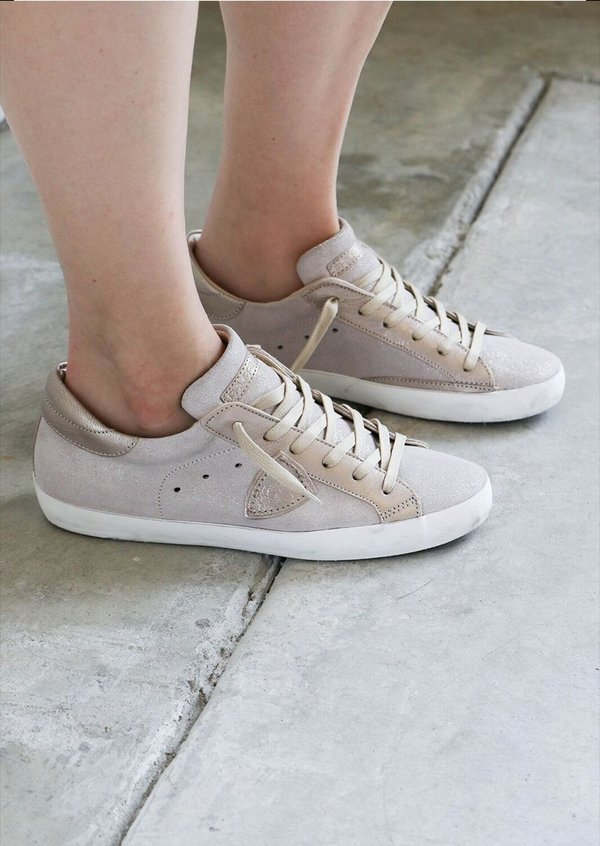 Paris sneakers with studs Philippe Model kCm3Q2O3