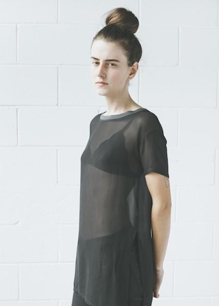 Lacausa Smith Top | Shadow
