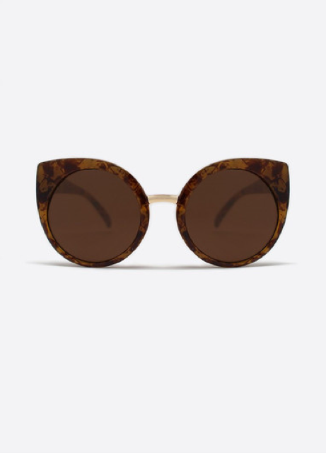Quay China Doll Sunglasses | Tortoiseshell