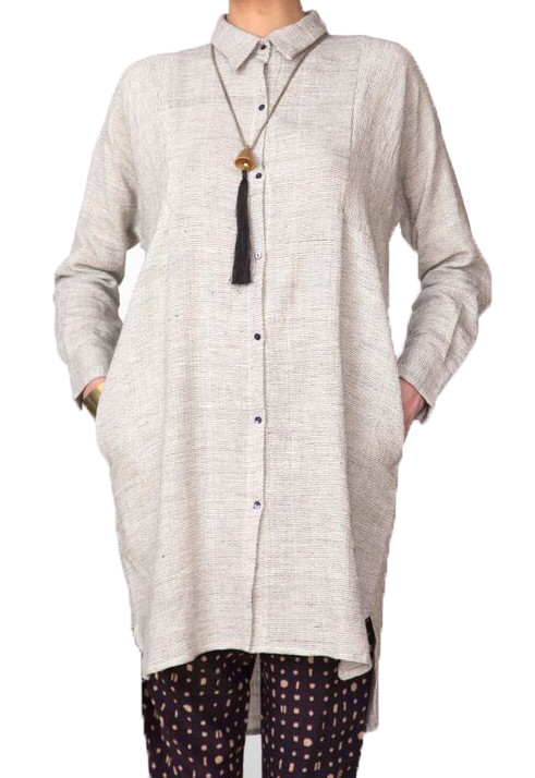 Seek Collective Stevie Shirt Dress