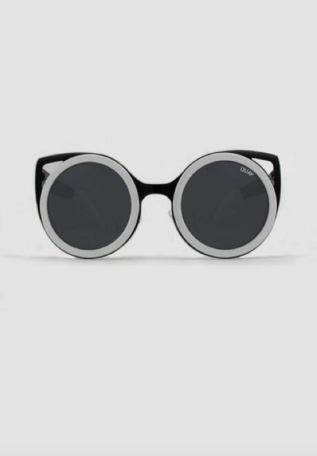 Quay Let's Dance Sunglasses | Black