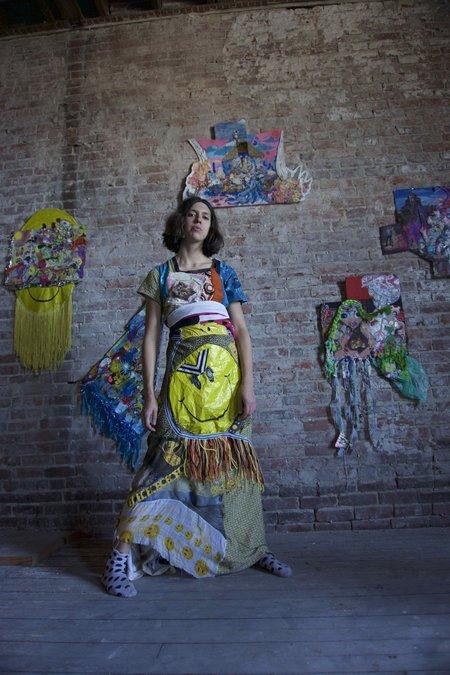 Unisex FEMAIL 2.0 Smile Pile Skirt