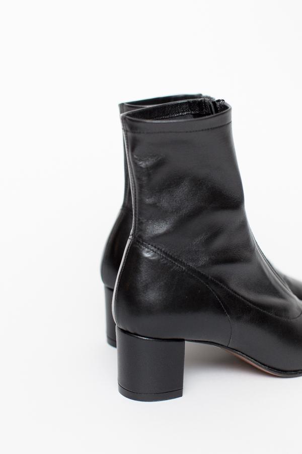 By Far Neva Boot Black Garmentory