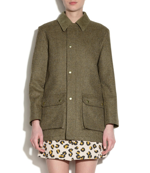 A.P.C. Hunting Mac Jacket
