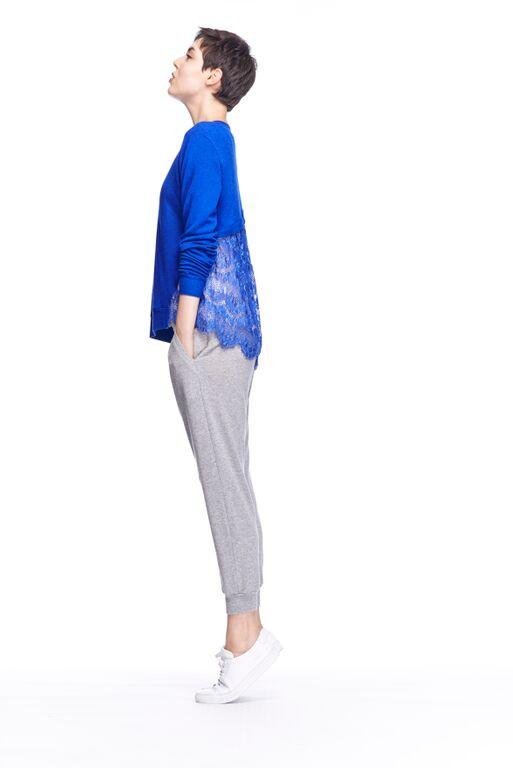 Clu Sweatshirt lace back