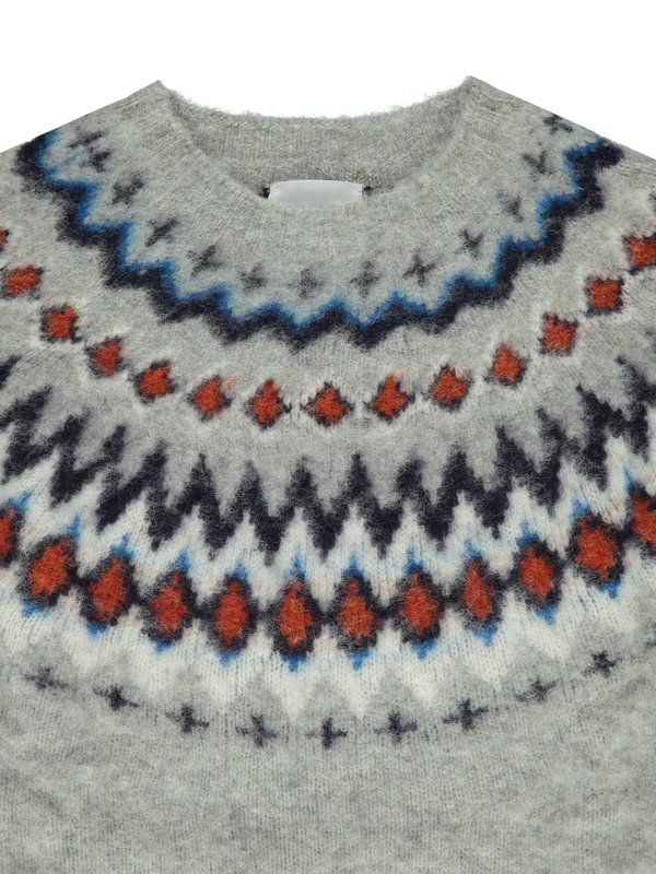 Norse Projects Birnir Fairisle | Garmentory
