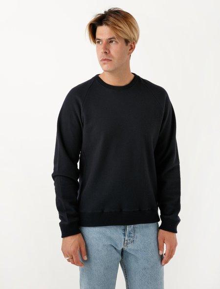 Norse Projects Ketel Wool Sweatshirt - Navy