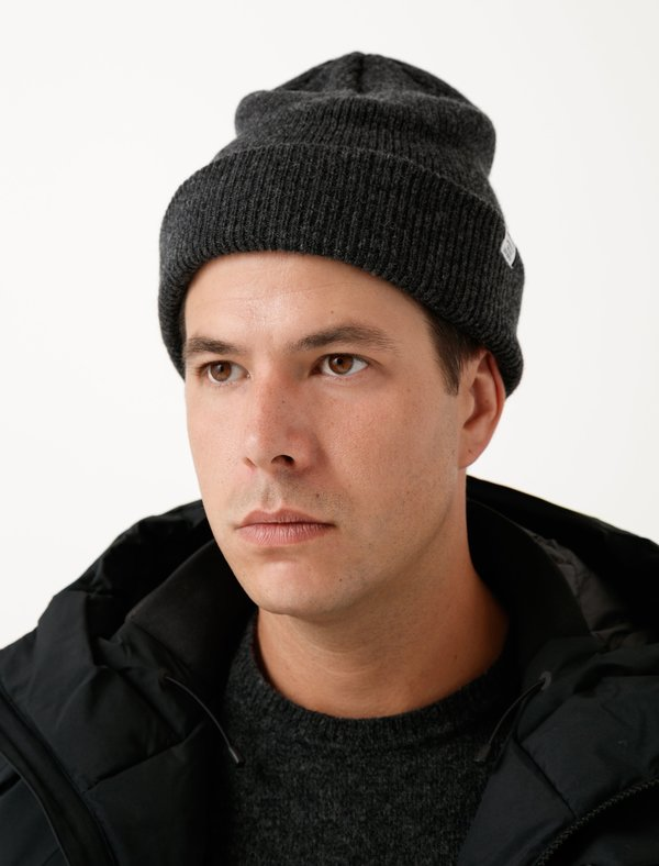 cb97fee7a3e ... Beanie - Charcoal Melange. sold out. Norse Projects
