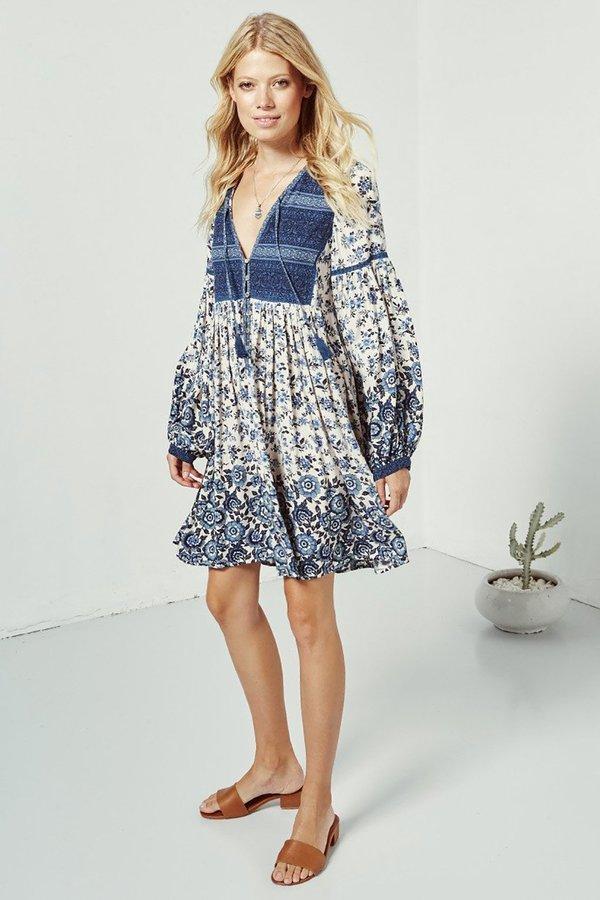 Gypsy Boho Dress