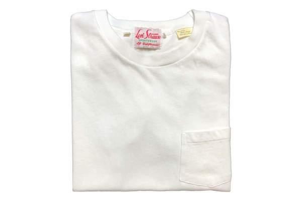 Levi's Vintage Clothing 1950's Sportswear T-Shirt - White