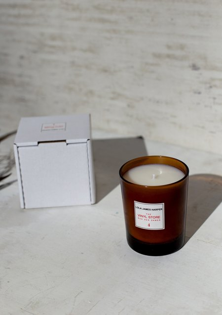 Lola James Harper 4 The Vinyl Store Rue des Dames Scented Candle