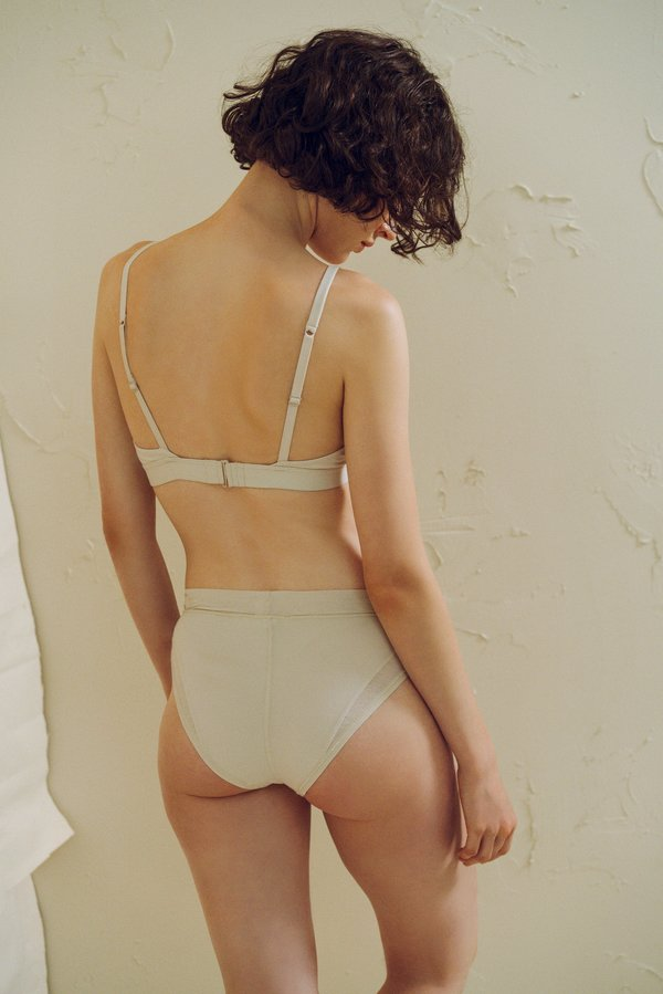 7d66ec06bba208 ... Fresco Cut-Out Bralette - Plaster. sold out. The Great Eros