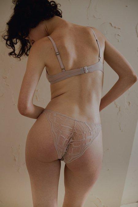 The Great Eros Sonata Seamless Bikini - Putty