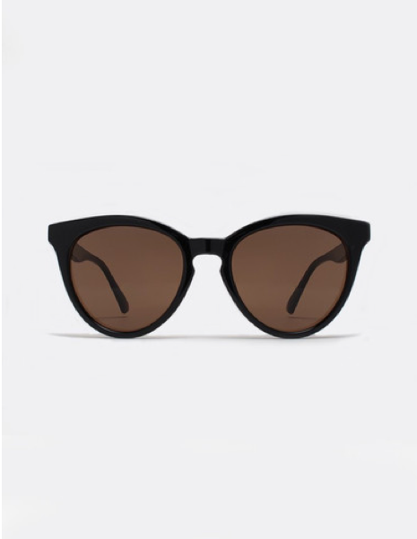 QUAY AUSTRALIA The Love Cats Sunglasses - Black