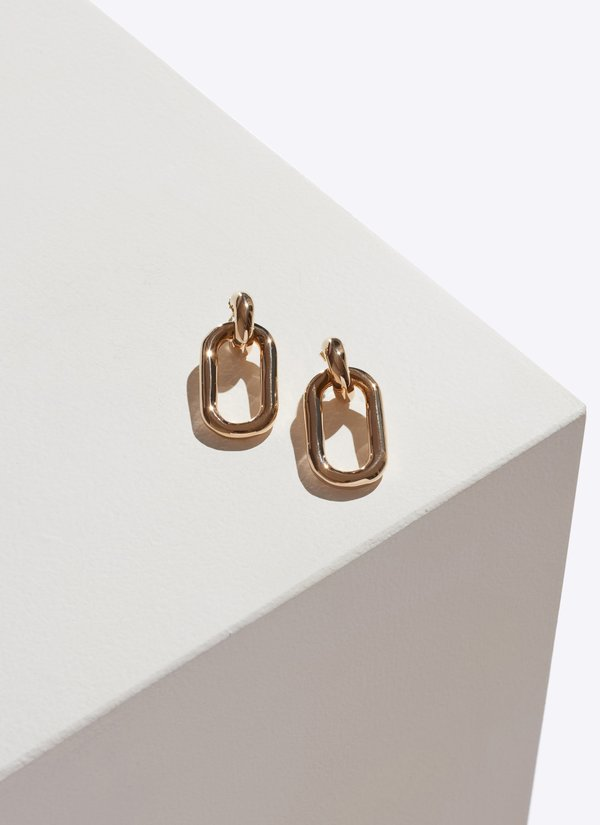 Pamela Love Large Beaumont Earrings