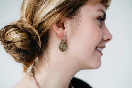 Lumafina Himma Stud Earrings