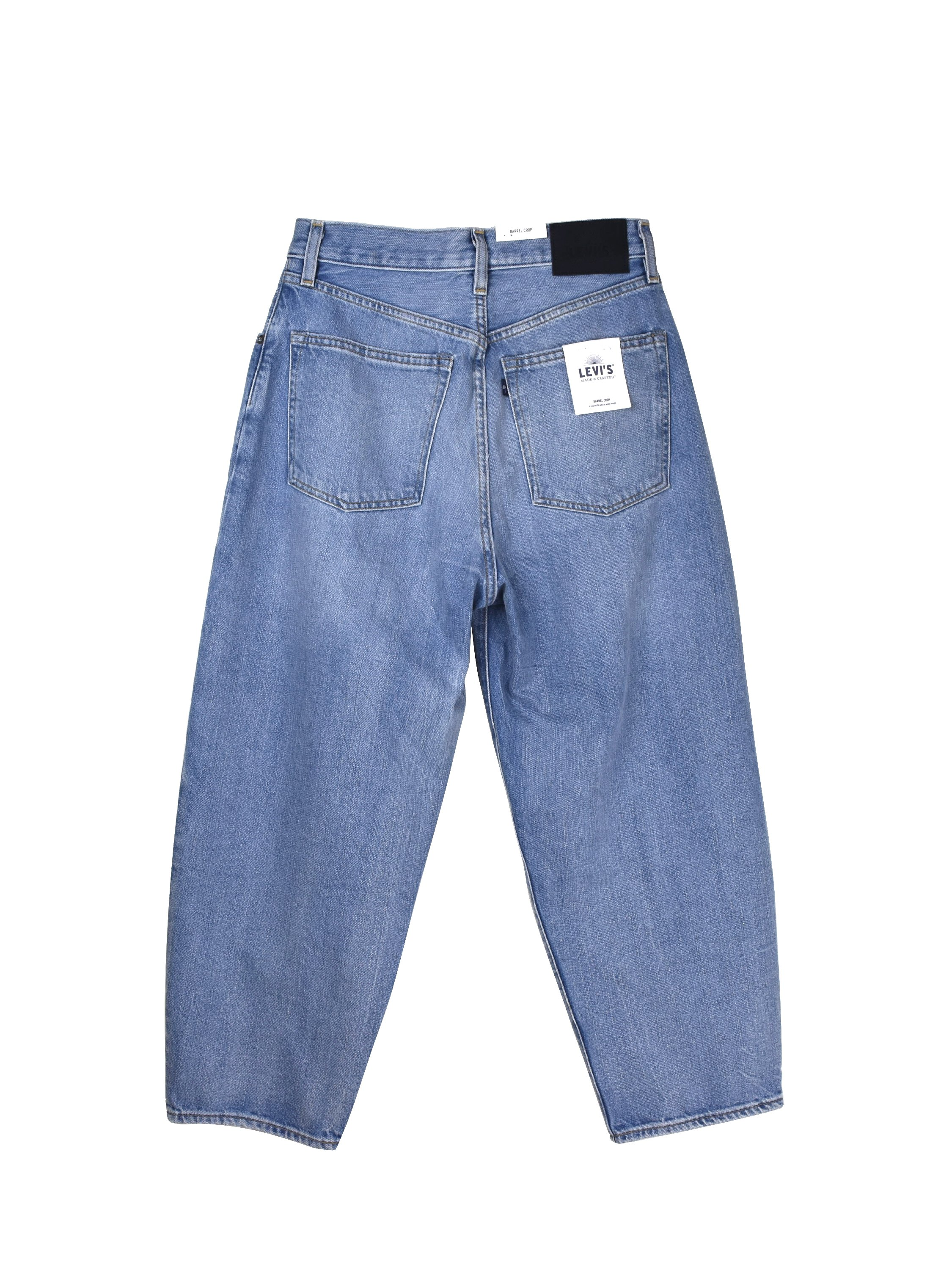 Levi 39 s made crafted barrel trouser garmentory for Levi s made and crafted