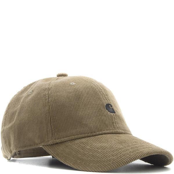 CARHARTT WIP MADISON LOGO CAP   LEATHER  95a975c5156
