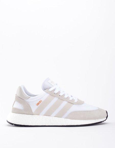 new product ebb64 abc39 Adidas Iniki Runner - White Pearl Grey (Footwear)  Black (Core)   Garmentory