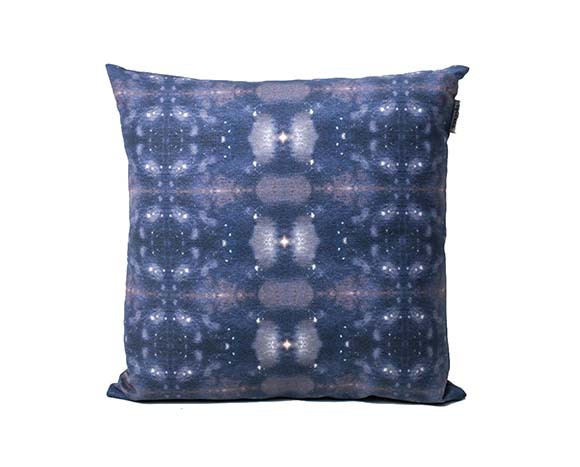 Eskayel Astral Night Print Pillow