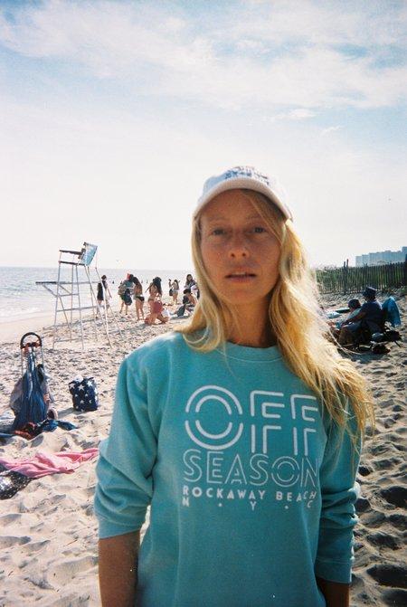 OffSeasonNYC Beach Crew - Sea Foam