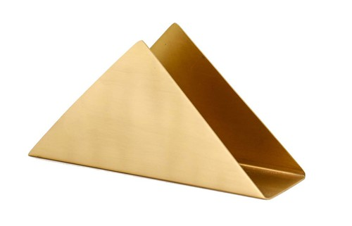 Ferm Living Brass Triangle Stand