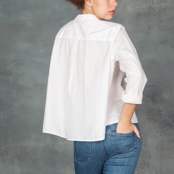 Xirena Easton Pale Pink Shirt | Garmentory