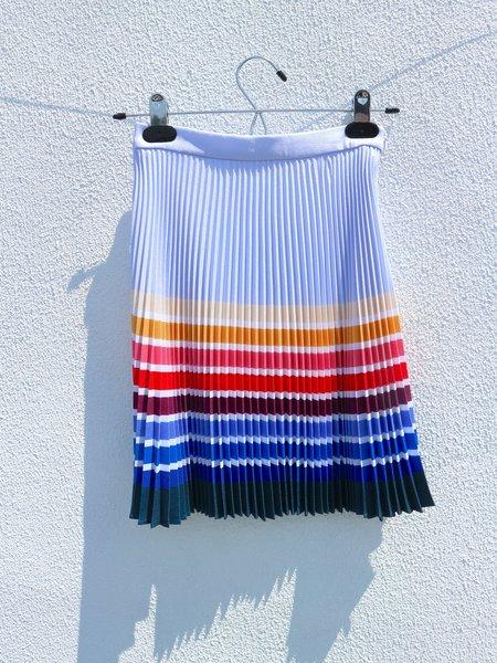 Kitty Joseph Sunray Skirt - Rainbow