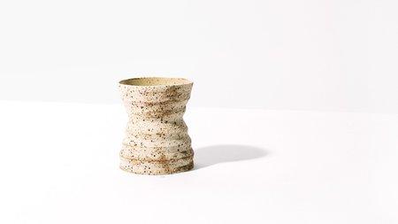 Ashley Hardy Pleated + Belted Vase