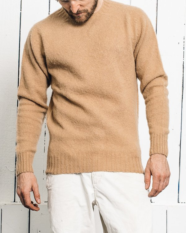 c5be6fb86c6632 YMC Suedehead Brushed Crew. sold out 3. YMC