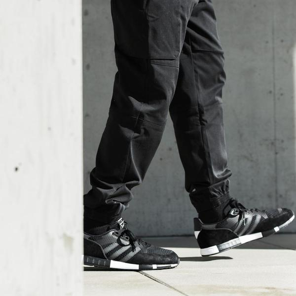 best sneakers b409f 2bd55 adidas Originals by White Mountaineering Boston Super Primeknit  Core Black.  sold out. Adidas